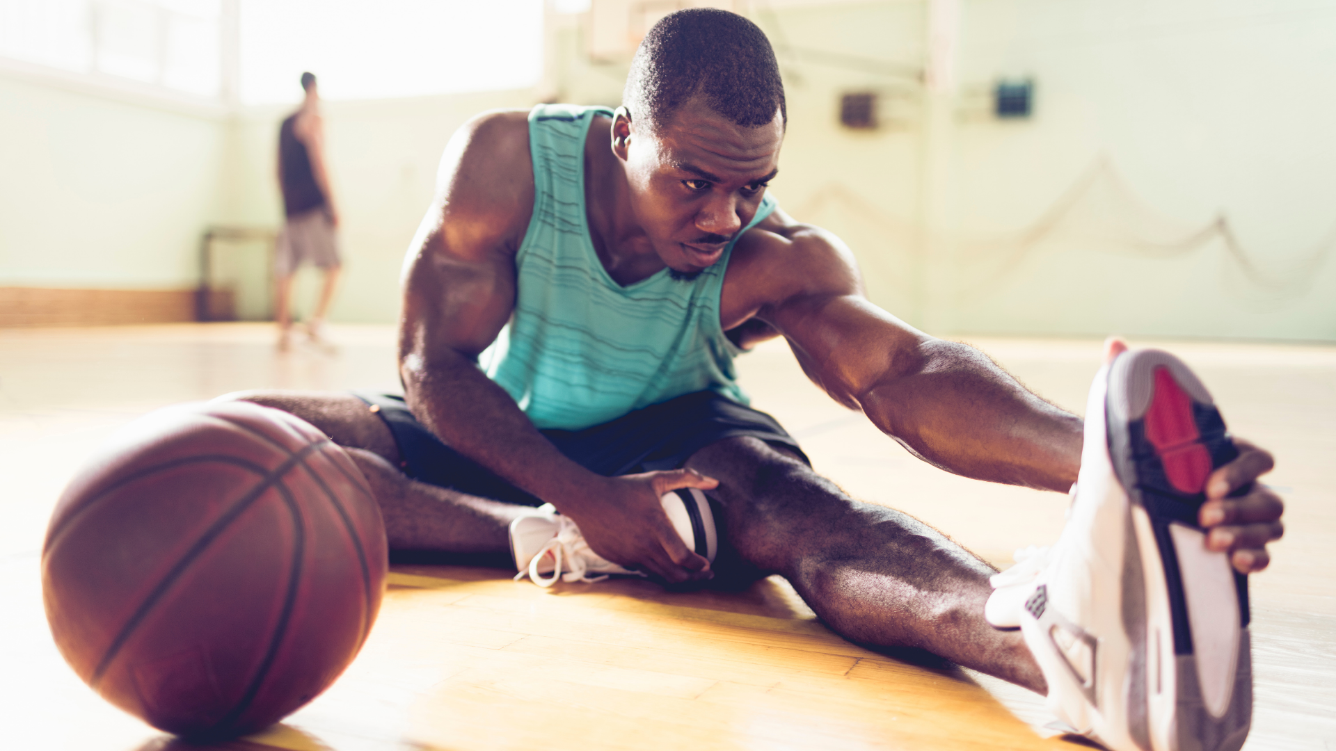 Stretching and mobility is integral to performing at the highest level
